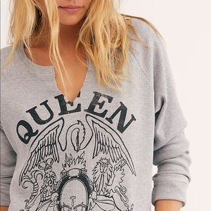 Free People Queen Thermal